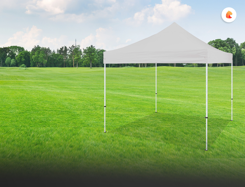 Different color 3mx 3m canopies for rent in Dubai